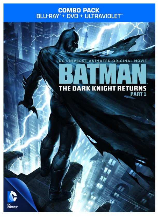 Review: Batman-The Dark Knight Returns Part One | Y&P