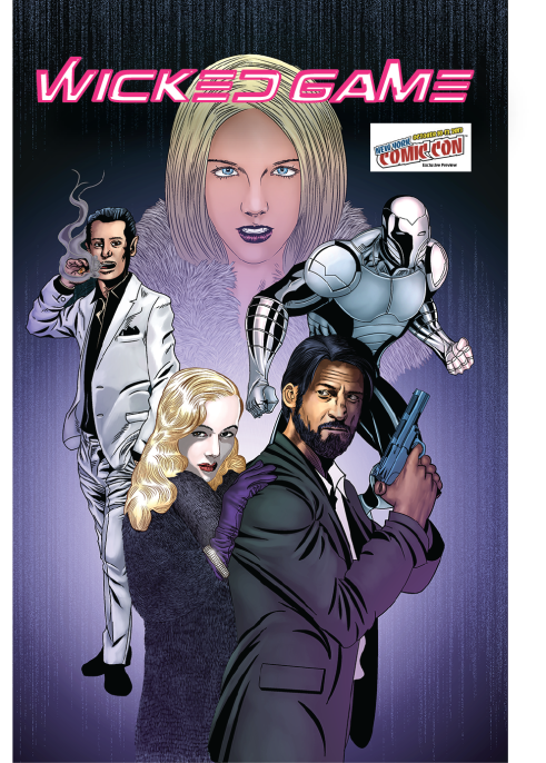 Get a FREE Wicked Game Preview at New York Comic Con.