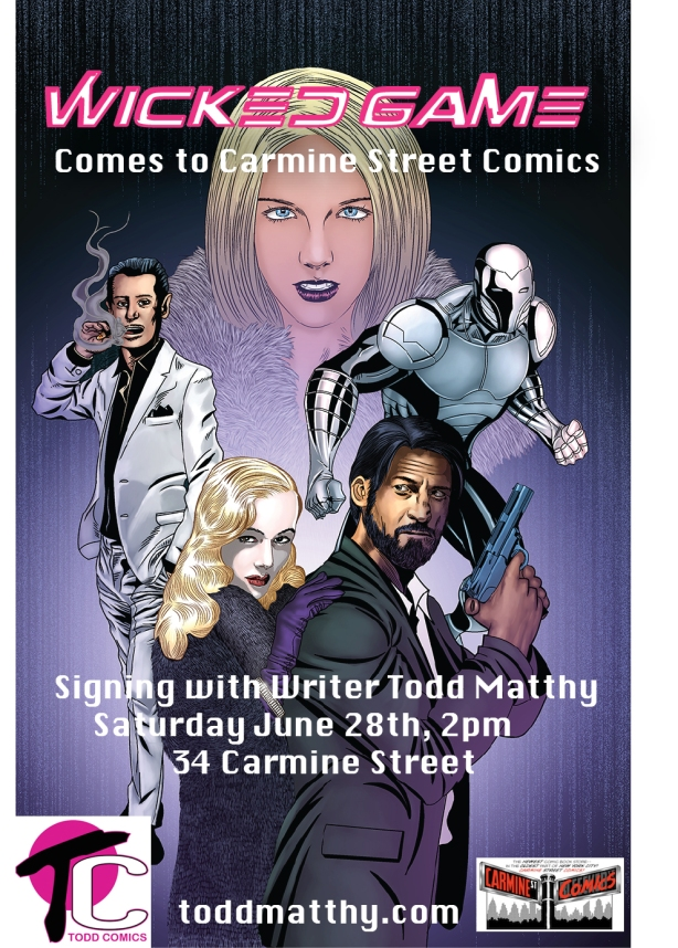 WickedGame Carmine Street